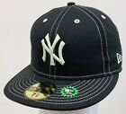 NEW ERA 59FIFTY NEW YORK YANKEES Black/Glow in the dark