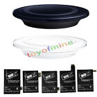 Qi Wireless Charger Charging Pad+ Receiver For Samsung Galaxy S3 4 5 S6 Note2 3