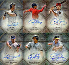 2014 Topps Five 5 Star Auto Autograph /399 You Pick Your Player