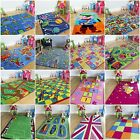Childrens Large Girls Boys Bedroom Playroom Floor Mat Baby Mat Kids Play Fun Rug