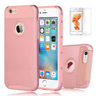 "Colorful Shockproof Hybrid Rubber Hard Cover Case For iPhone 6 4.7"" / Plus 5.5"""