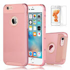 For Apple iPhone 6 6S Plus Case Hybrid Defender Rubber Heavy Duty Hard Cover