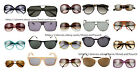 *SUNGLASSES* Various Designs/Style/Colors SLIGHTLY FLAWED Men & Women YOU CHOOSE
