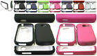 Charger+Snap-on Hard Case Cover For Samsung Galaxy Discover SCH-R740C Phone
