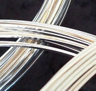 1' Sterling Silver-Filled Square Dead Soft Wire 10 12 14 16 18 20 21 22 Gauge GA