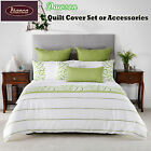 Dawson Botanical Quilt Cover Set or Accessories by Bianca QUEEN KING Super King