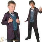 Boys Doctor Who 11th Dr Matt Smith Halloween Fancy Dress Costume Kids Outfit
