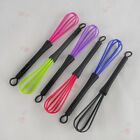 Mini Salon Hairdressing Tool Tint Color Dye Whisk Balloon Whip Mixer