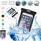 Waterproof Bag Underwater Pouch Dry Case Cover For iPhone LG Samsung Touchscreen