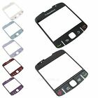 GENUINE SCREEN LENS FOR BLACKBERRY CURVE 8520 - LCD FRONT HOUSING  + ADHESIVE