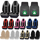 Official NBA Boston Celtics Rubber Floor Mat High Back Seat Cover Universal Set on eBay