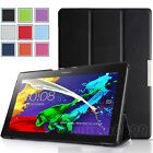 Slim Folding Folio Smart Case Cover Stand For Lenovo Tab 2 10.1'' A10-70 Tablet