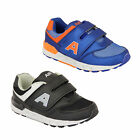 Boys Trainers Kids Air Tech Shoes Velcro Mesh Running Casual Summer Designer New
