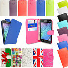 Wallet Book/Flip Leather Case Cover For Samsung Galaxy J1+Free Screen Film
