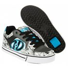 Heelys Motion Wheeled Shoes - Grey White Camo +FREE DELIVERY+HOW TO DVD