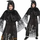 Boys Forgotten Souls Costume Demon Ghost Death Halloween Horor Fancy Dress