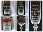 Engraved BIRTHDAY BUTTERFLY Glass Gift For 60th/65th/70th/80th/Mum/Nan/Nanny