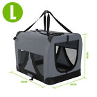 Pet Soft Crate Portable Dog Cat Carrier Travel Cage Kennel Folding Large/XL/XXXL