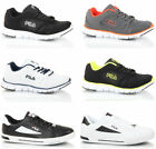 Mens boys casual lace up running gym sports leather mesh trainers shoes size DD
