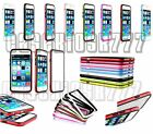 for apple iphone 6s bumper case cover black white hot pink blue green 6 s
