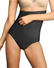 2 Maidenform Firm Control Hi-Waist Brief 3X, 4X 11854