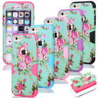 "Soft Rubber Silicone Phone Back Case Cover for Apple iPhone 6 6S 4.7"" Plus 5.5"""