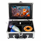 "30m/30m/50m Pro Fish Finder Underwater Fishing Video Camera 7"" Color HD Monitor"