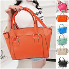 Large Womens PU Leather Snake Print Style Tote Shoulder Bag Handbag Ladies Hot