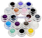 Professional 16 Color Eye Liner Makeup Eyeliner Gel Cream Longlasting Waterproof