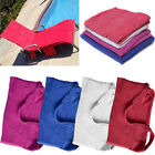 New Sunlounger Mate Beach Towel Carry With Pockets Bag For Holiday Garden Lounge