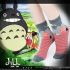 japan LOLITA Miyazaki Hayao fantasy fairy fable nominee striped socks JMA7007