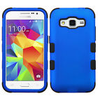 For Samsung Galaxy Prevail LTE IMPACT TUFF HYBRID Protector Case Skin Cover