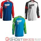 Thor Phase 2016 Ramble Motocross Jersey No-Fade Graphics Off Road Quad MX Shirt