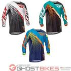 Fly Racing 2016 Youth Kinetic Trifecta Motocross Jersey Kids Stretch Off Road MX