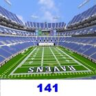 9 TIX 10/24 Penn State Nittany Lions v Maryland Terrapins Football M&T Bank