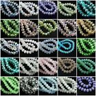 Wholesale Glass Crystal Faceted Rondelle Spacer Loose Beads 6/8/10/12/14/16/18mm