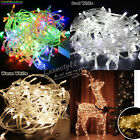 10M 100LED String Fairy Lights Waterproof Light For Christmas Wedding Party Xmas