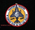 F4 PHANTOM HAT PATCH PHOREVER OVER 30 YOU CAN TRUST US MARINES NAVY  AIR FORCE