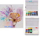 12/18/ 30 Petit Color Talens Sakura Lucency Solid Sketch WaterColor Box Set