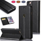 Luxury Magnetic Flip Cover Stand Wallet Leather Case for Apple iPhone 6/6S Plus