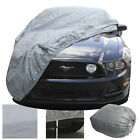 Car Auto Cover Indoor Outdoor Dust Scratch Protection 2-Layer Semi Custom Fitted