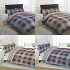 Linens Limited Solo Check Duvet Cover Set