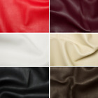 Faux Leather Look Soft PVC Leathercloth Fabric Clothing, Vinyl, Upholstery