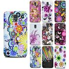For Samsung Galaxy S5 i9600 Printed Silicone Soft Skin Case Gel Rubber Cover