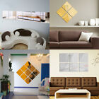 6 PCS Square Modern Mirror Wall Home Room Decal Decor Vinyl Art Stickers New  metal wall art 9 squares | The basics on a Speed square 4010249392414040 3
