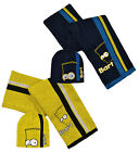 boys Bart simpsons the simpsons  hat/scarf set HM4284