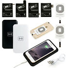 Qi Wireless Charger Charging Pad +Receiver Kit for Samsung Galaxy S6 Note iPhone