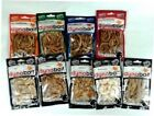 Assorted DYNABAIT Freeze Dried Dehydrated Sea and Freshwater Fishing Baits.