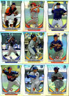 2014 Bowman Prospects Scout Top 5 Chrome Mini You Pick the Card Finish Your Set on Ebay
