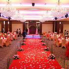 200/1000pcs Various Colors Silk Flower Rose Petals Wedding Party DIY Decoration